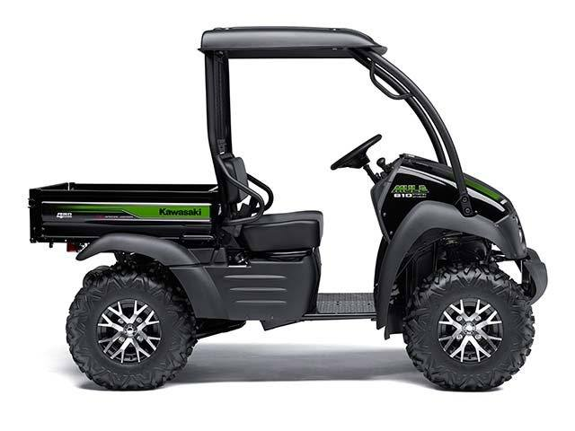 2014 Kawasaki Mule™ 610 4x4 XC SE in Howell, Michigan