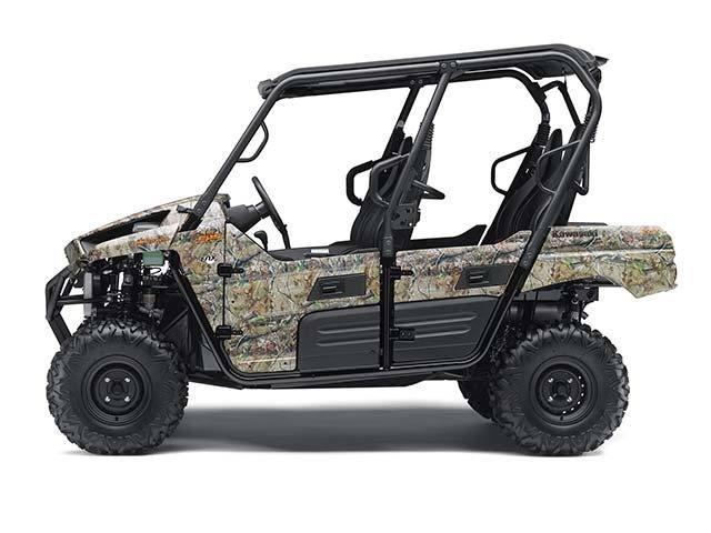 2014 Kawasaki Teryx4™ Camo in Mount Pleasant, Michigan