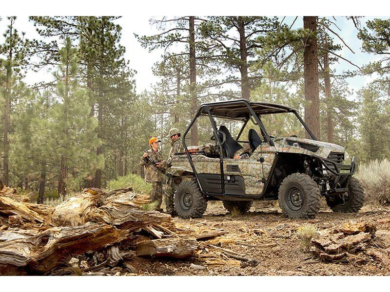 2014 Kawasaki Teryx® Camo in Marlboro, New York - Photo 7