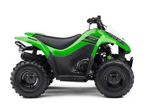2015 Kawasaki KFX®90 in Marietta, Ohio