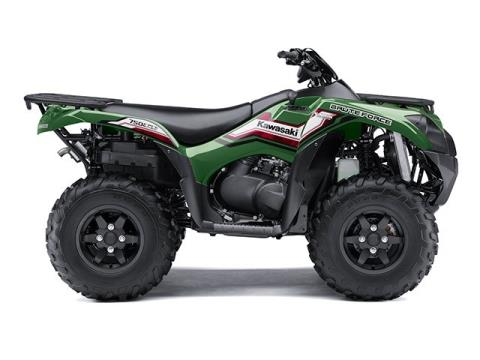 2015 Kawasaki Brute Force® 750 4x4i in Stillwater, Oklahoma