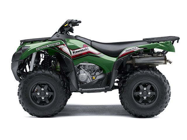 2015 Kawasaki Brute Force® 750 4x4i in North Reading, Massachusetts - Photo 2
