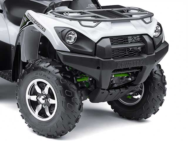 2015 Kawasaki Brute Force® 750 4x4i EPS in Kingsport, Tennessee