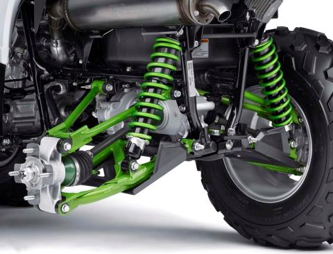 2015 Kawasaki Brute Force® 750 4x4i EPS in Austin, Texas