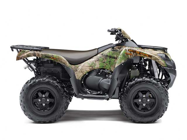 2015 Kawasaki Brute Force® 750 4x4i EPS Camo in Harrisburg, Illinois