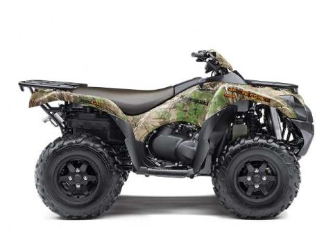 2015 Kawasaki Brute Force® 750 4x4i EPS Camo in Stillwater, Oklahoma