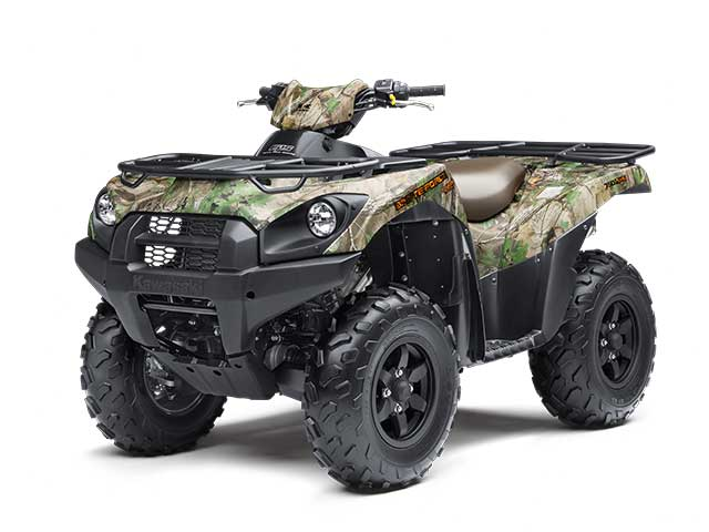 2015 Kawasaki Brute Force® 750 4x4i EPS Camo in Winterset, Iowa