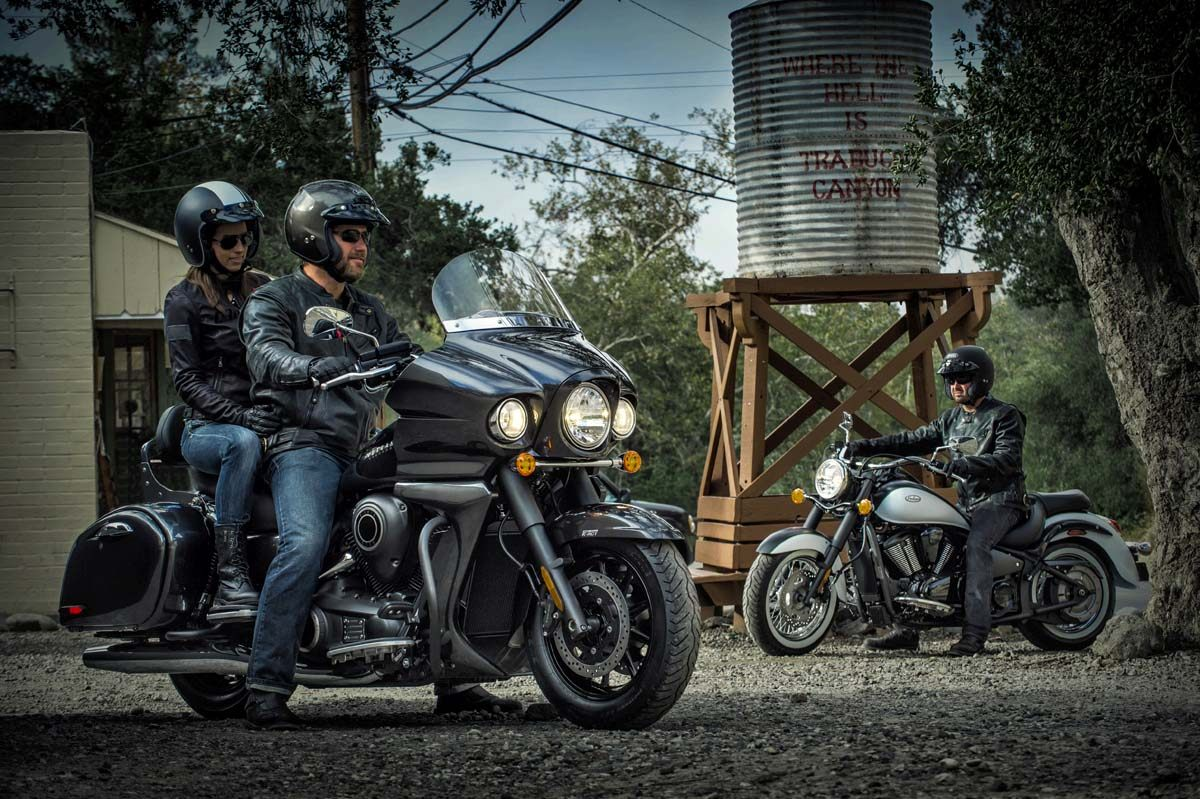 2015 Kawasaki Vulcan® 900 Classic in New Castle, Pennsylvania