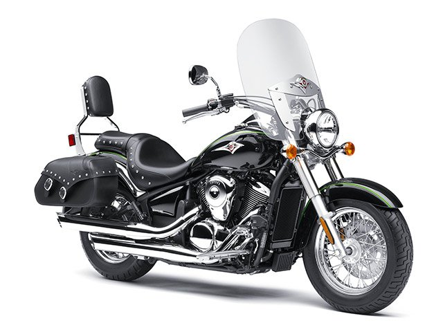 2015 Kawasaki Vulcan® 900 Classic LT in Coloma, Michigan