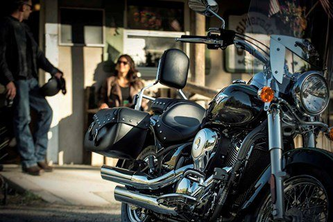 2015 Kawasaki Vulcan® 900 Classic LT in North Reading, Massachusetts - Photo 11