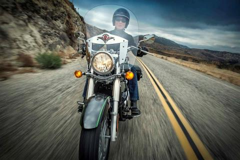2015 Kawasaki Vulcan® 900 Classic LT in North Reading, Massachusetts - Photo 24