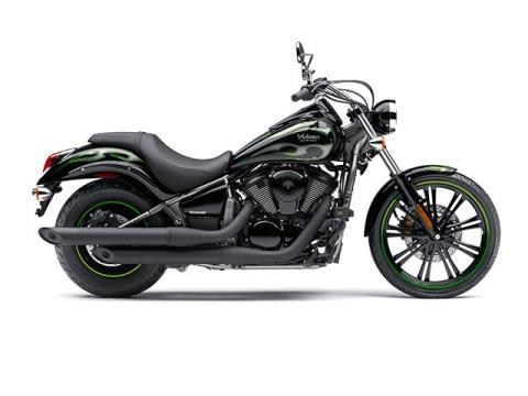 2015 Kawasaki Vulcan® 900 Custom in De Forest, Wisconsin