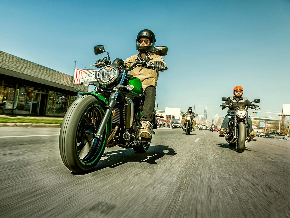 2015 Kawasaki Vulcan® S in Johnson City, Tennessee
