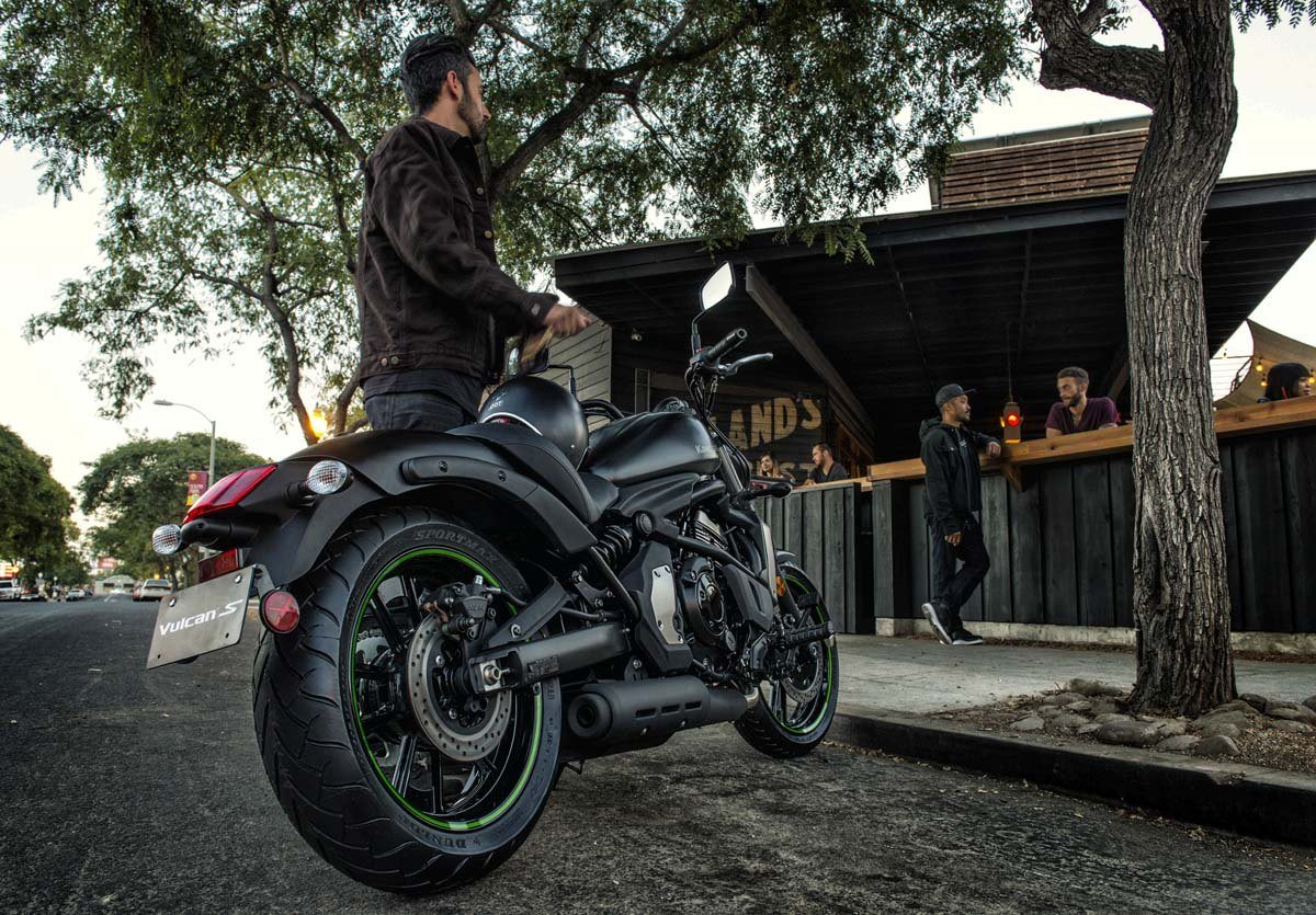 2015 Kawasaki Vulcan® S in Hicksville, New York - Photo 7