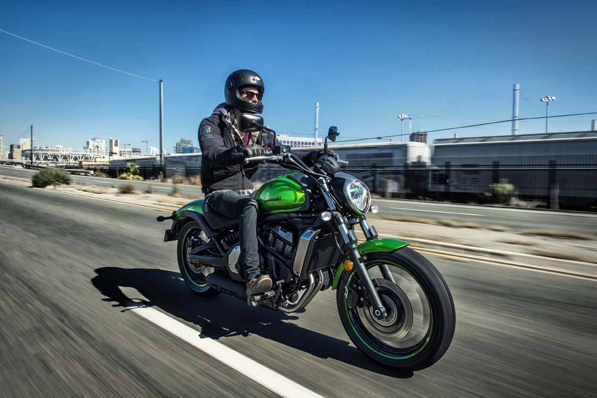 2015 Kawasaki Vulcan® S in Baldwin, Michigan
