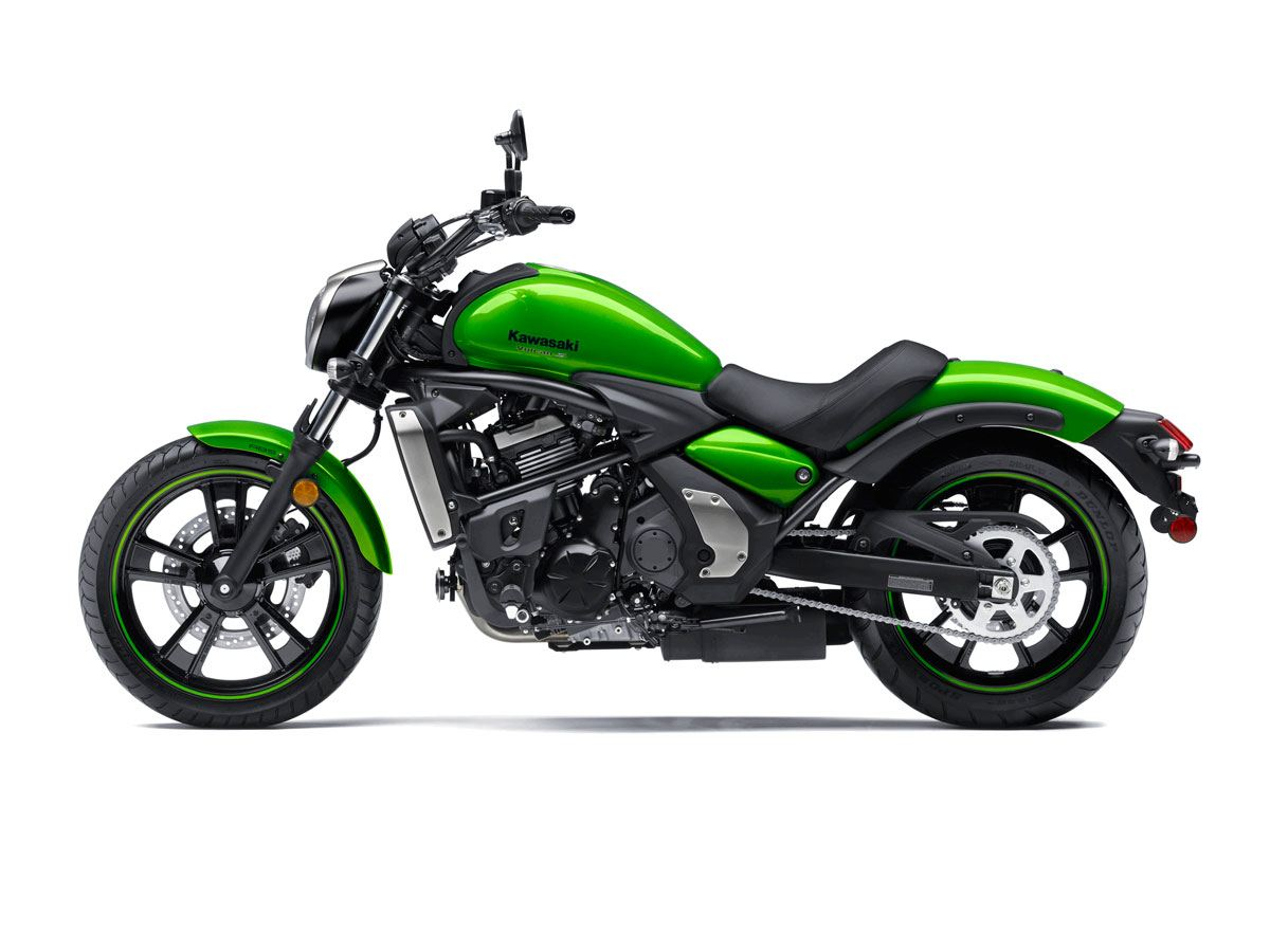 2015 Kawasaki Vulcan® S ABS in Louisville, Tennessee - Photo 12