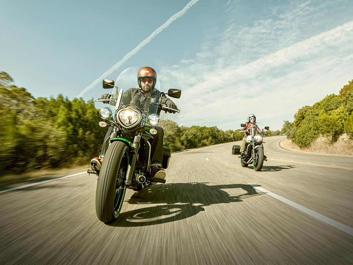 2015 Kawasaki Vulcan® S ABS in Louisville, Tennessee - Photo 18
