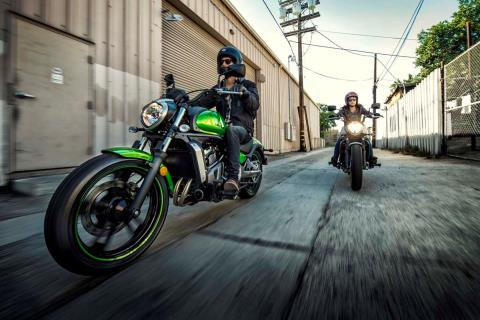 2015 Kawasaki Vulcan® S ABS in Louisville, Tennessee - Photo 19