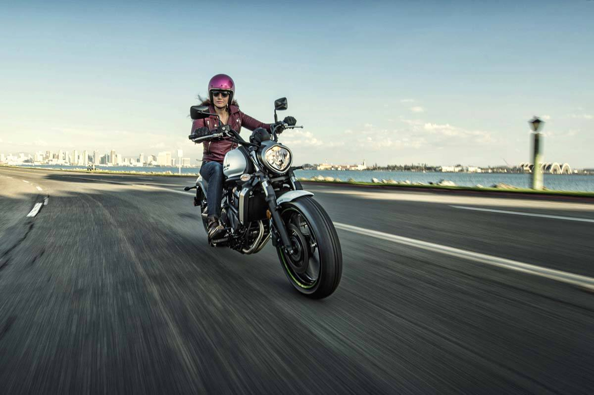 2015 Kawasaki Vulcan® S ABS in Crystal Lake, Illinois - Photo 16