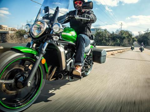 2015 Kawasaki Vulcan® S ABS in Laurel, Maryland