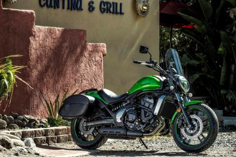 2015 Kawasaki Vulcan® S ABS in North Reading, Massachusetts - Photo 12