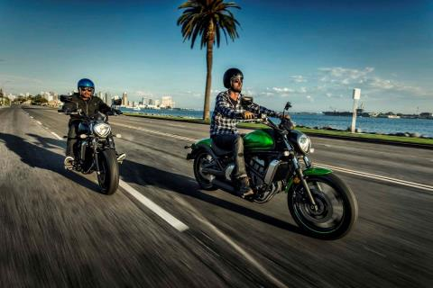 2015 Kawasaki Vulcan® S ABS in North Reading, Massachusetts - Photo 18