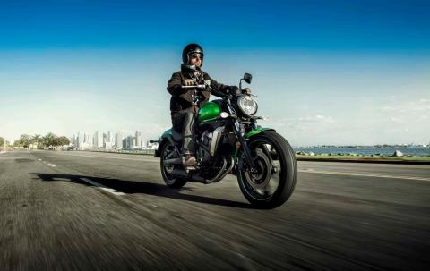 2015 Kawasaki Vulcan® S ABS in North Reading, Massachusetts - Photo 16
