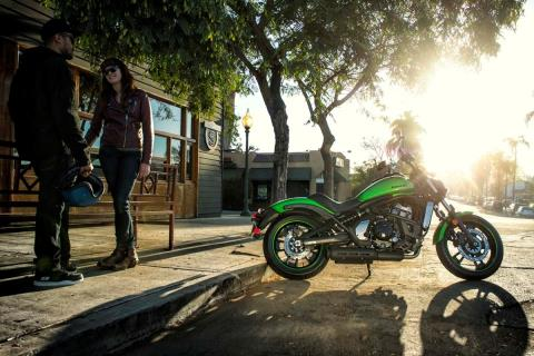 2015 Kawasaki Vulcan® S ABS in North Reading, Massachusetts - Photo 9
