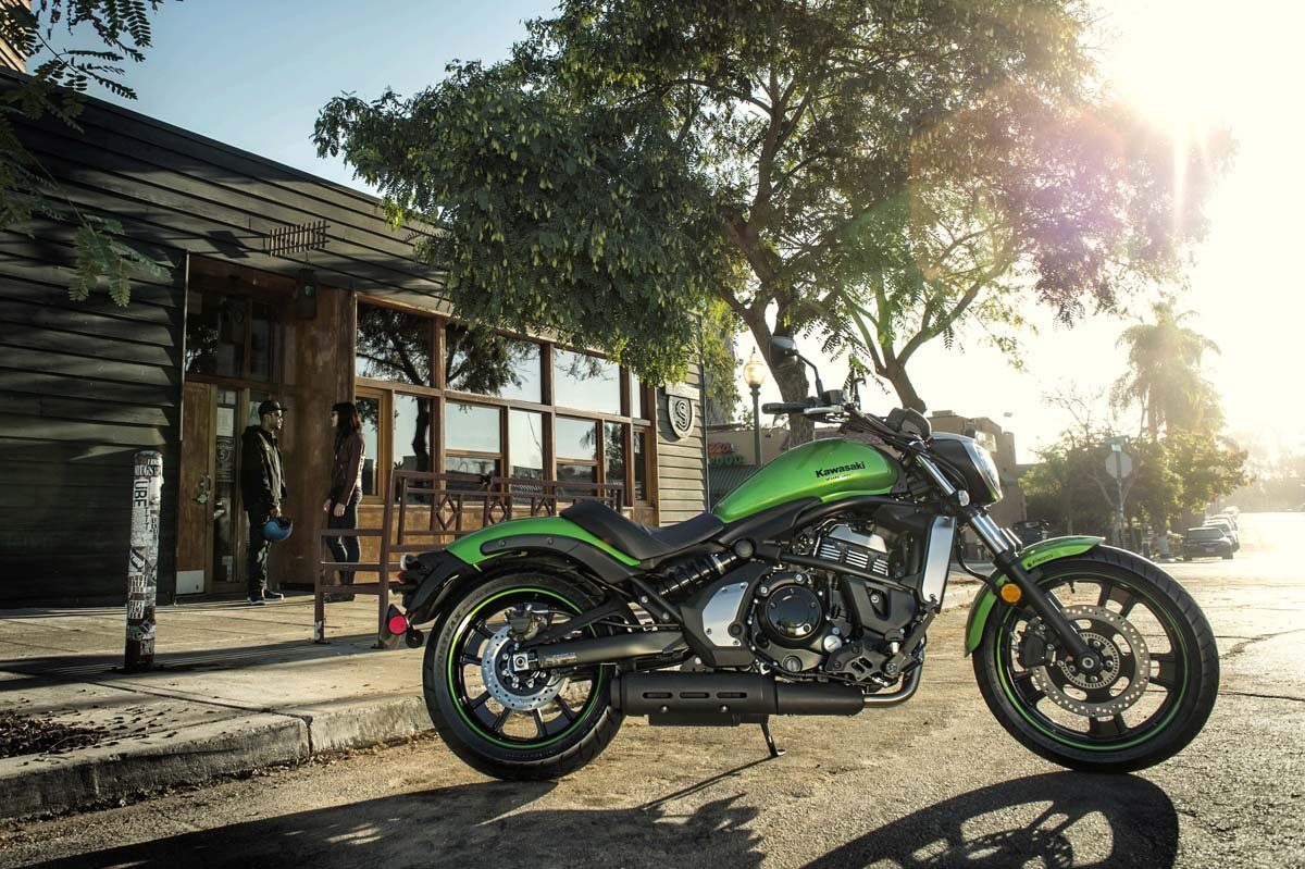 2015 Kawasaki Vulcan® S ABS in North Reading, Massachusetts - Photo 10
