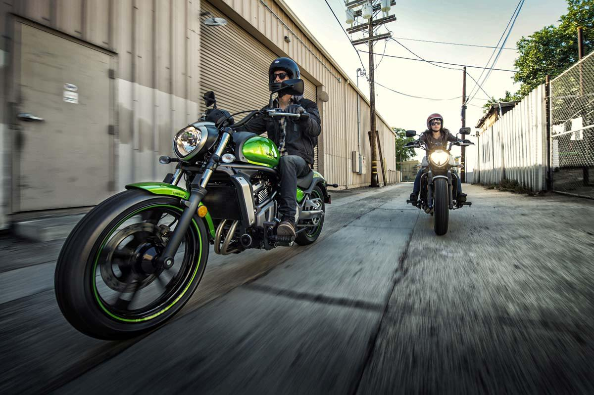 2015 Kawasaki Vulcan® S ABS in Romney, West Virginia