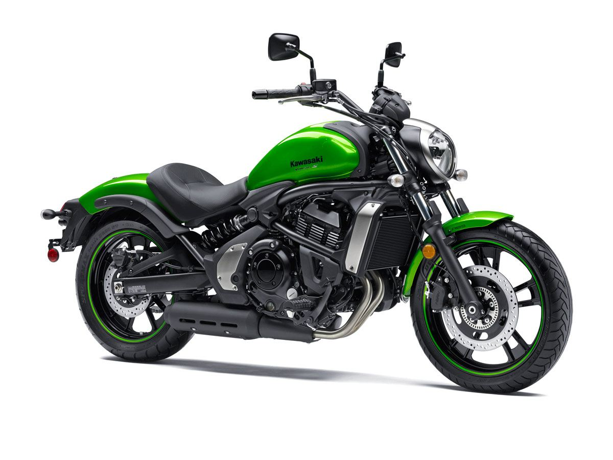 2015 Kawasaki Vulcan® S ABS in North Reading, Massachusetts - Photo 2