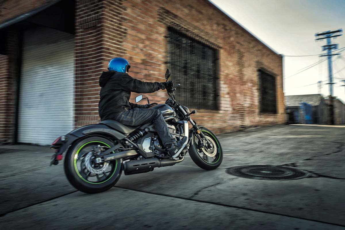 2015 Kawasaki Vulcan® S ABS in Howell, Michigan