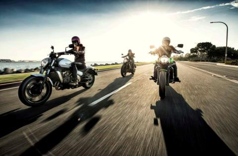 2015 Kawasaki Vulcan® S ABS in North Reading, Massachusetts - Photo 13
