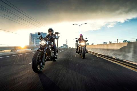 2015 Kawasaki Vulcan® S ABS in North Reading, Massachusetts - Photo 8