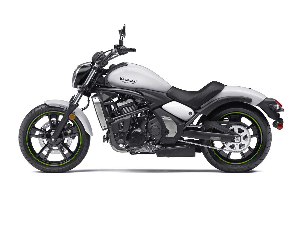 2015 Kawasaki Vulcan® S ABS in North Reading, Massachusetts - Photo 3