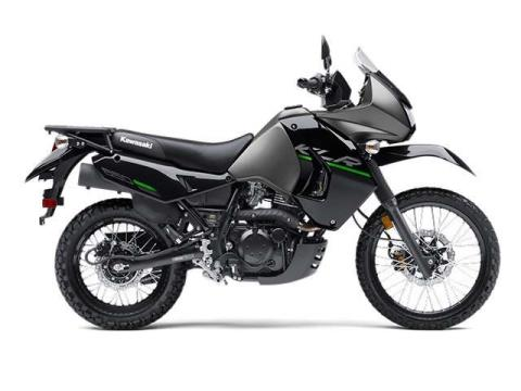 2015 Kawasaki KLR™650 in Junction City, Kansas