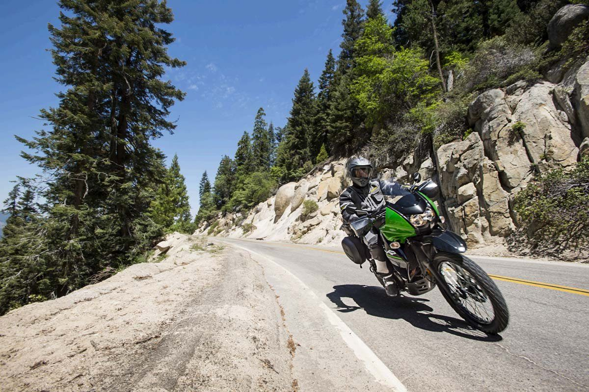 2015 Kawasaki KLR™650 in Scottsdale, Arizona - Photo 9