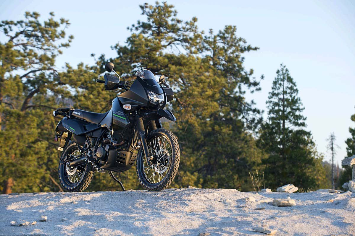 2015 Kawasaki KLR™650 in Scottsdale, Arizona - Photo 10