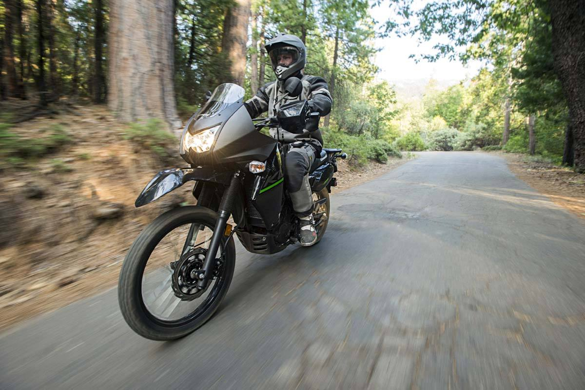 2015 Kawasaki KLR™650 in Scottsdale, Arizona - Photo 14