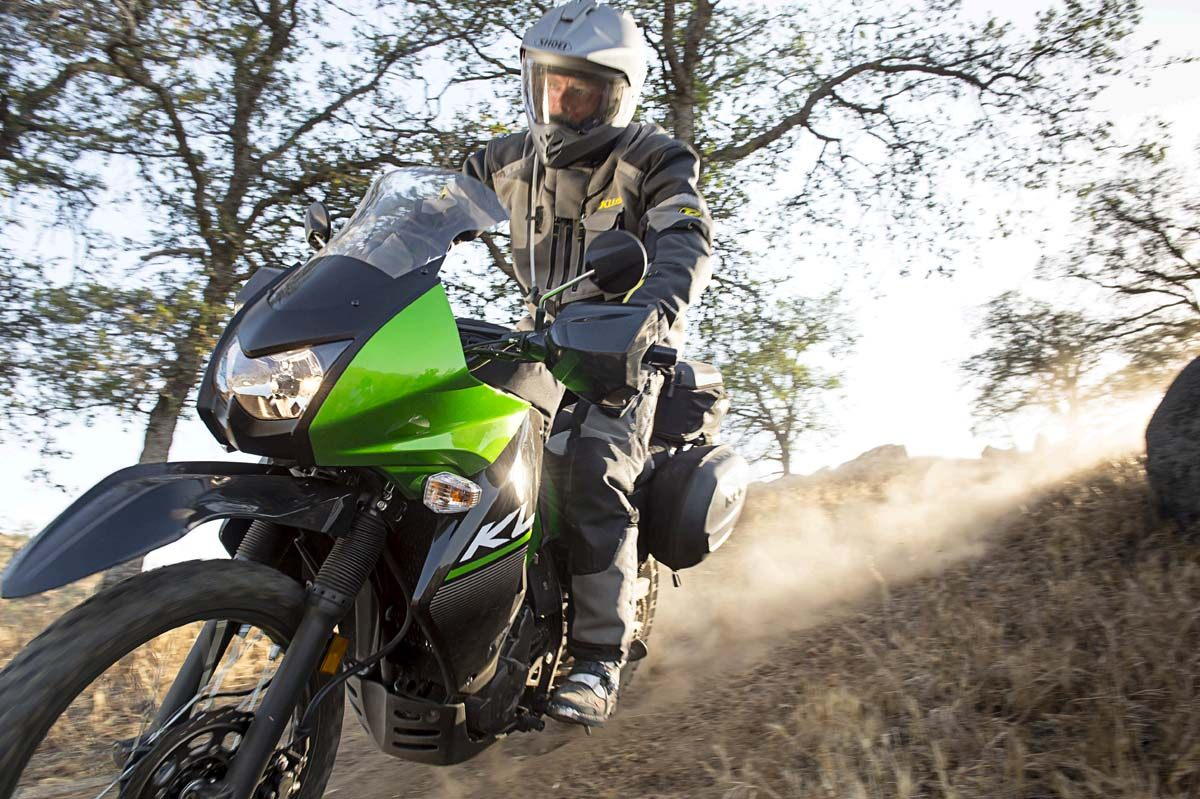 2015 Kawasaki KLR™650 in Scottsdale, Arizona - Photo 16