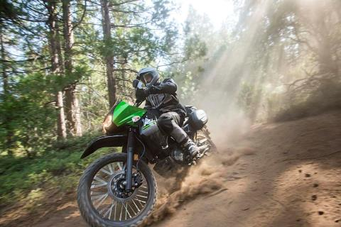 2015 Kawasaki KLR™650 in Scottsdale, Arizona - Photo 24