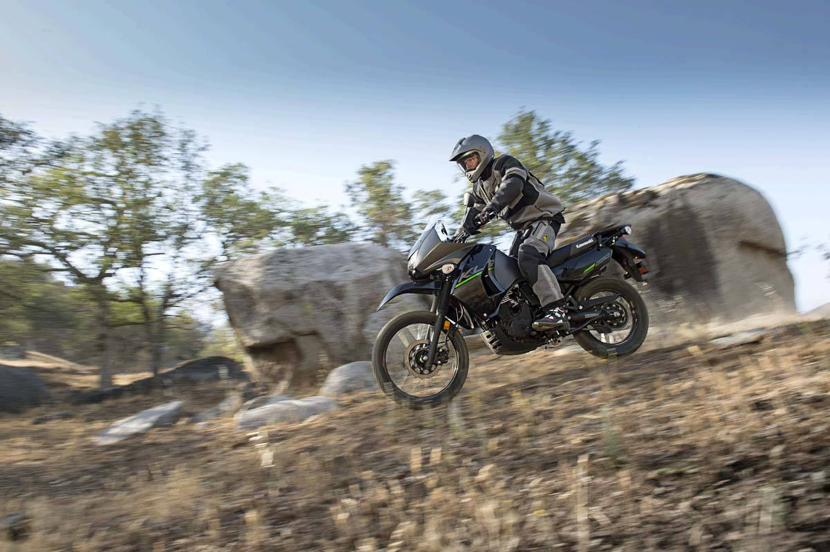 2015 Kawasaki KLR™650 in Scottsdale, Arizona - Photo 34