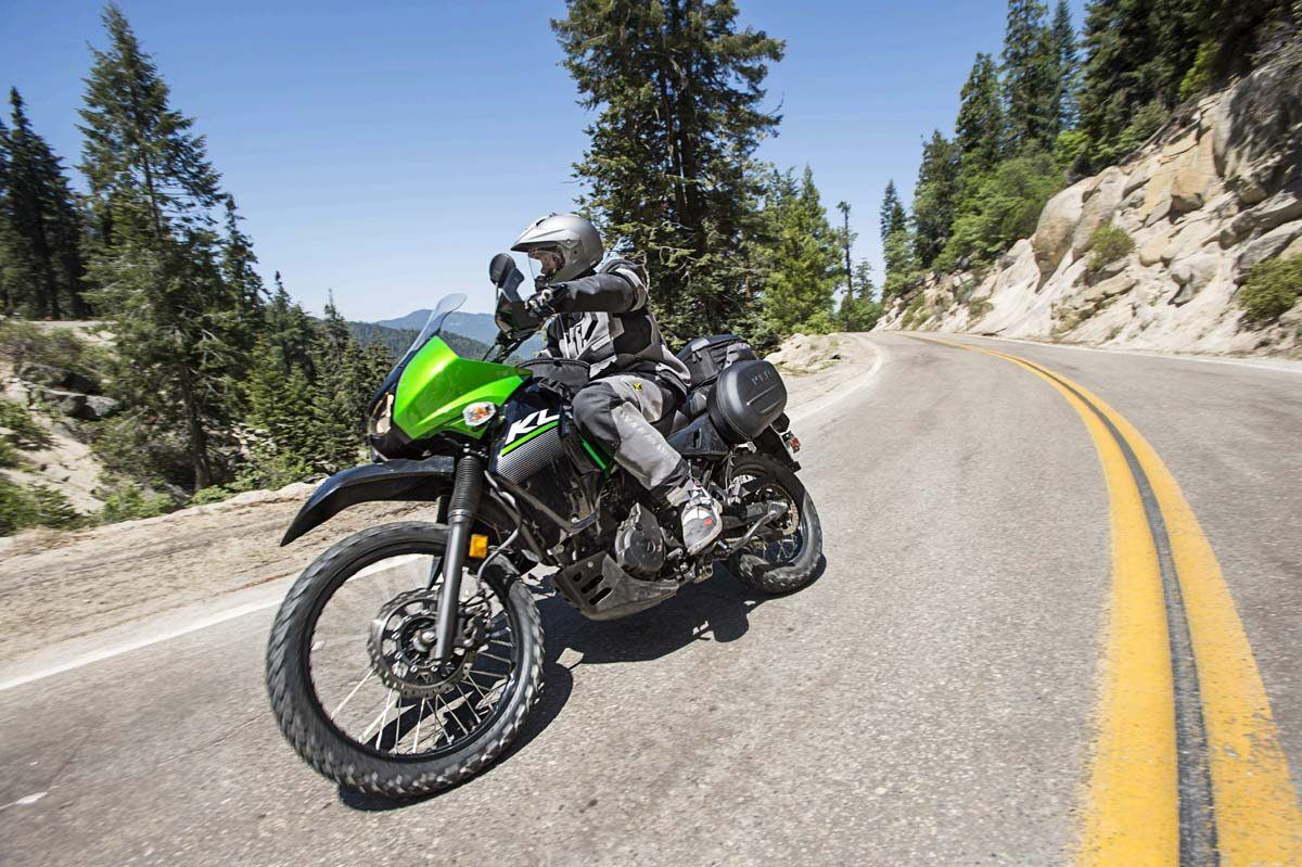 2015 Kawasaki KLR™650 in Hicksville, New York