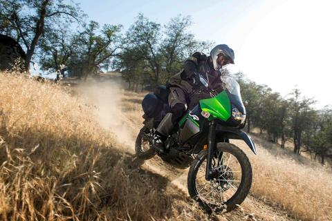 2015 Kawasaki KLR™650 in Scottsdale, Arizona - Photo 37
