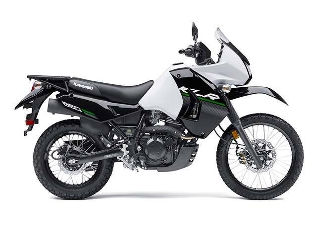 2015 Kawasaki KLR™650 in Auburn, Washington