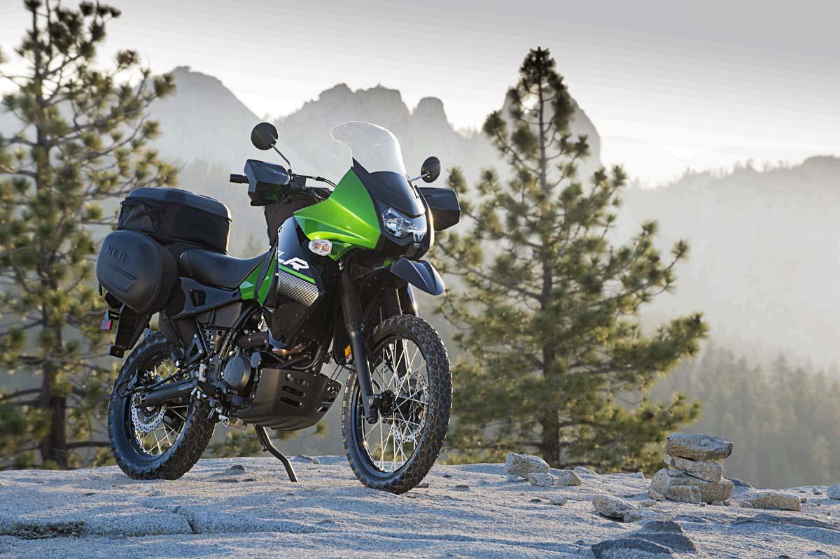 2015 Kawasaki KLR™650 in Howell, Michigan
