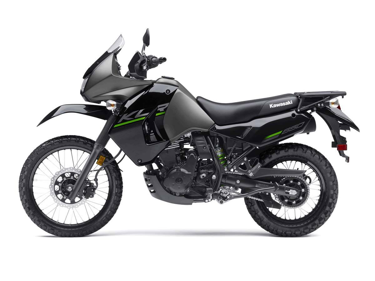 2015 Kawasaki KLR™650 in North Reading, Massachusetts - Photo 2