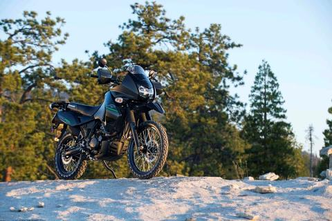 2015 Kawasaki KLR™650 in North Reading, Massachusetts - Photo 6