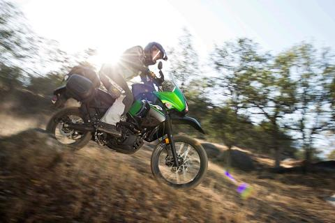 2015 Kawasaki KLR™650 in North Reading, Massachusetts - Photo 11