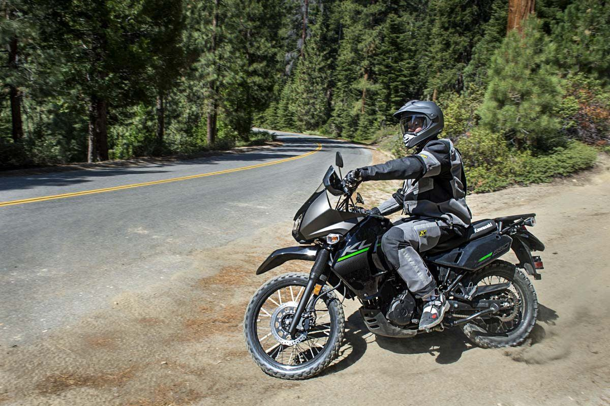 2015 Kawasaki KLR™650 in North Reading, Massachusetts - Photo 13